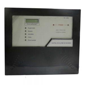Central de Alarme de Incêndio Convencional KE4800