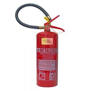 Extintor de Pó Químico BC