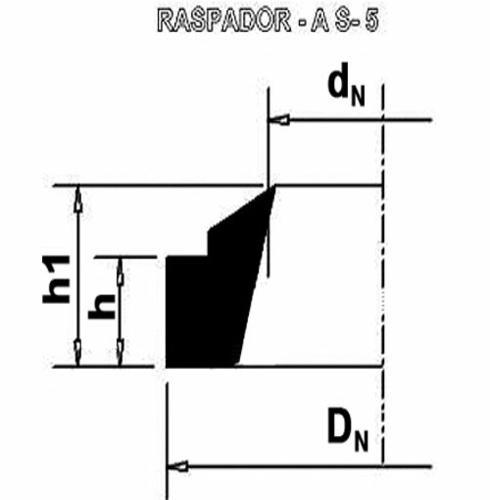 Raspador - AS5